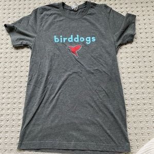 birddogs graphic tshirt
